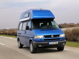 Photos of Volkswagen T4 California High Roof by Westfalia 1996–2003
