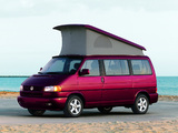 Pictures of Volkswagen T4 Eurovan Camper by Westfalia 1997–2003