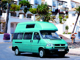 Volkswagen T4 California High Roof by Westfalia 1996–2003 photos