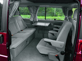 Volkswagen T4 Eurovan Camper by Westfalia 1997–2003 wallpapers
