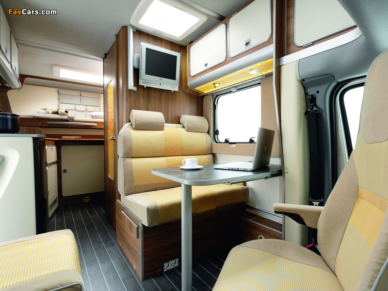 Westfalia WestVan 2008 wallpapers (800 x 600)
