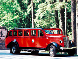 White Model 706 Tour Bus 1937 wallpapers