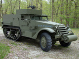Pictures of White M2 Half-track 1941–44