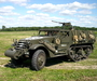 White M3 Half-track 1940–45 photos