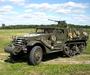 White M3 Half-track 1940–45 photos