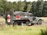 White M3 Half-track Ambulance 1940–45 pictures