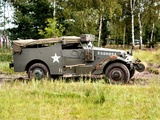 White M3A1 Scout Car 1937–44 pictures