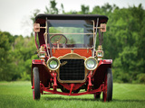 White Model G-A Touring 1910 wallpapers