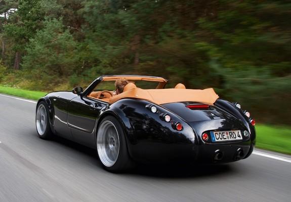 Photos of Wiesmann MF4 Roadster 2009