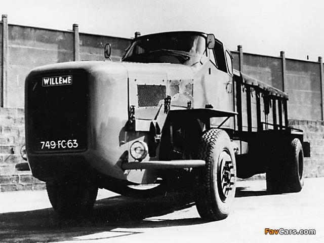 Willeme-Michelin WR8 Prototype 1959 photos (640 x 480)