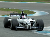 Pictures of BMW WilliamsF1 FW22 2000