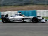 BMW WilliamsF1 FW22 2000 photos