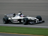 BMW WilliamsF1 FW22 2000 pictures