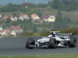 BMW WilliamsF1 FW22 2000 wallpapers