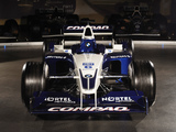 Images of BMW WilliamsF1 FW23/FW23V 2001