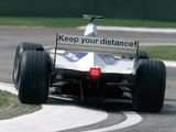Pictures of BMW WilliamsF1 FW23/FW23V 2001