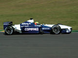 BMW WilliamsF1 FW23/FW23V 2001 wallpapers