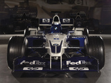 BMW WilliamsF1 FW24 2002 pictures