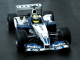 BMW WilliamsF1 FW25 2003 wallpapers