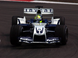 Images of BMW WilliamsF1 FW26 (B) 2004