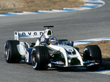 Pictures of BMW WilliamsF1 FW26 (A) 2004