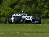 BMW WilliamsF1 FW26 (B) 2004 pictures