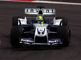 BMW WilliamsF1 FW26 (A) 2004 pictures
