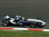 BMW WilliamsF1 FW27 2005 photos