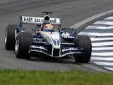BMW WilliamsF1 FW27 2005 pictures