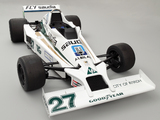 Photos of Williams FW06 1978–79