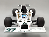 Pictures of Williams FW06 1978–79