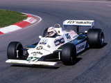 Pictures of Williams FW07 1979–80