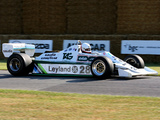 Williams FW07 1979–80 wallpapers