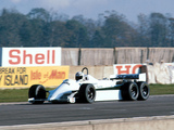 Williams FW08B 1982 wallpapers