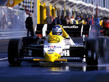Images of Williams FW09B 1984