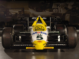 Williams FW09B 1984 wallpapers