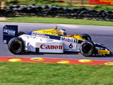 Pictures of Williams FW10 1985