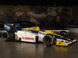 Williams FW10 1985 pictures