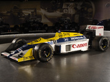 Photos of Williams FW11B 1987