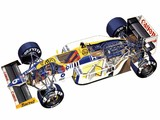 Pictures of Williams FW11 1986