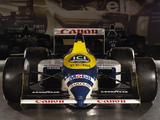 Williams FW11C 1987–88 photos