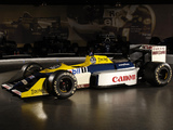 Williams FW11C 1987–88 wallpapers