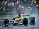 Photos of Williams FW12C 1989