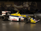 Williams FW12 1988 photos