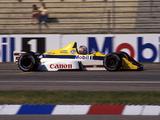 Williams FW12 1988 pictures