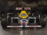 Williams FW12 1988 wallpapers