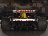 Pictures of Williams FW13B 1990