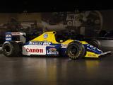 Williams FW13B 1990 pictures