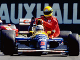 Images of Williams FW14 1991