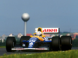 Photos of Williams FW14 1991